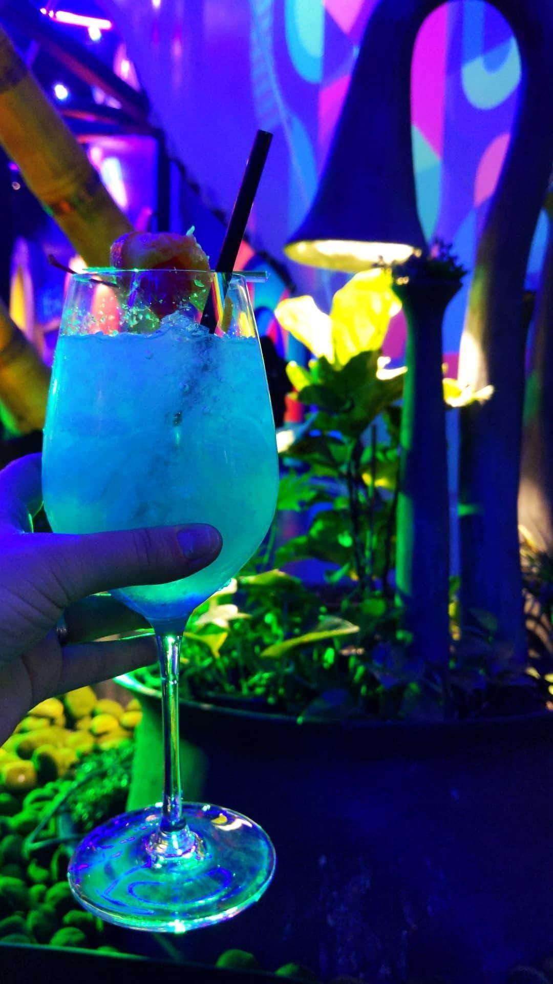 area15 drinks las vegas