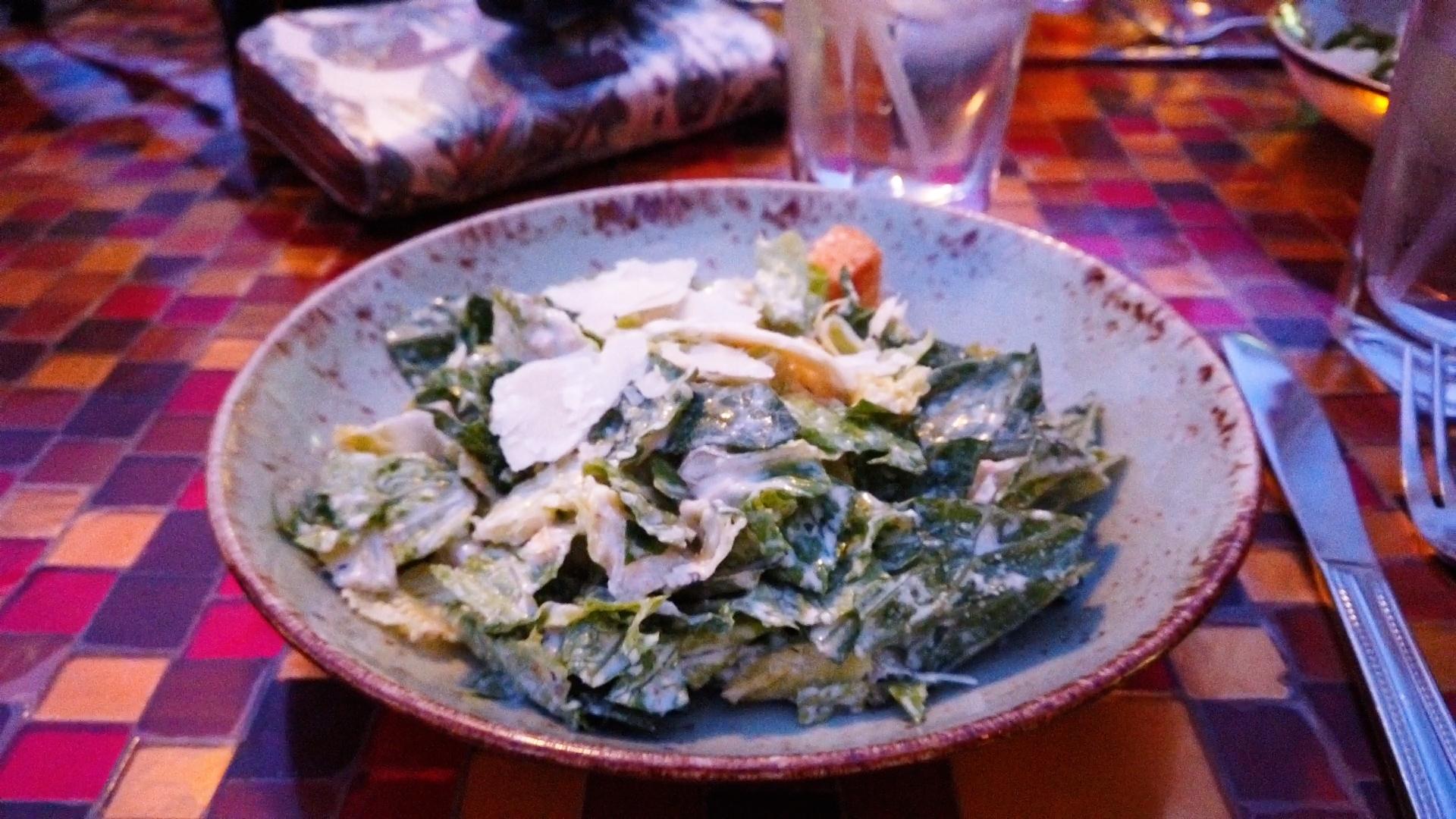 caesar's palace caesar salad