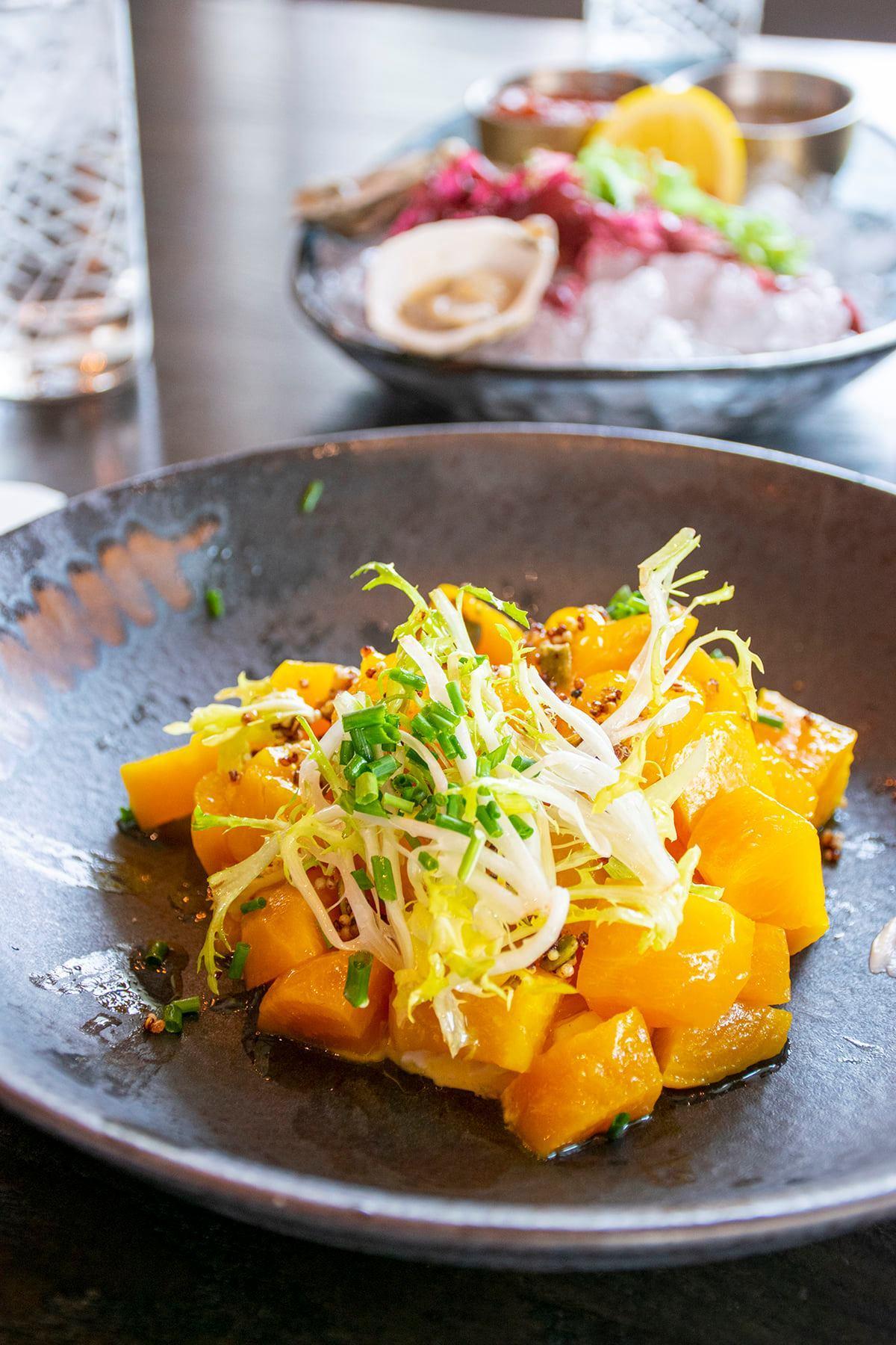 golden beet salad hell's kitchen