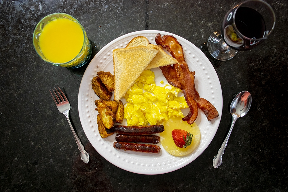wandavision breakfast