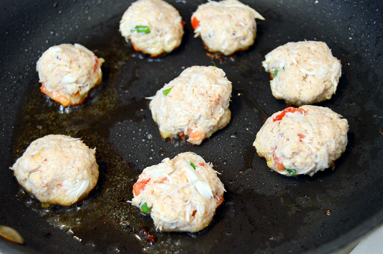 Crab Cakes Oven Cook Time