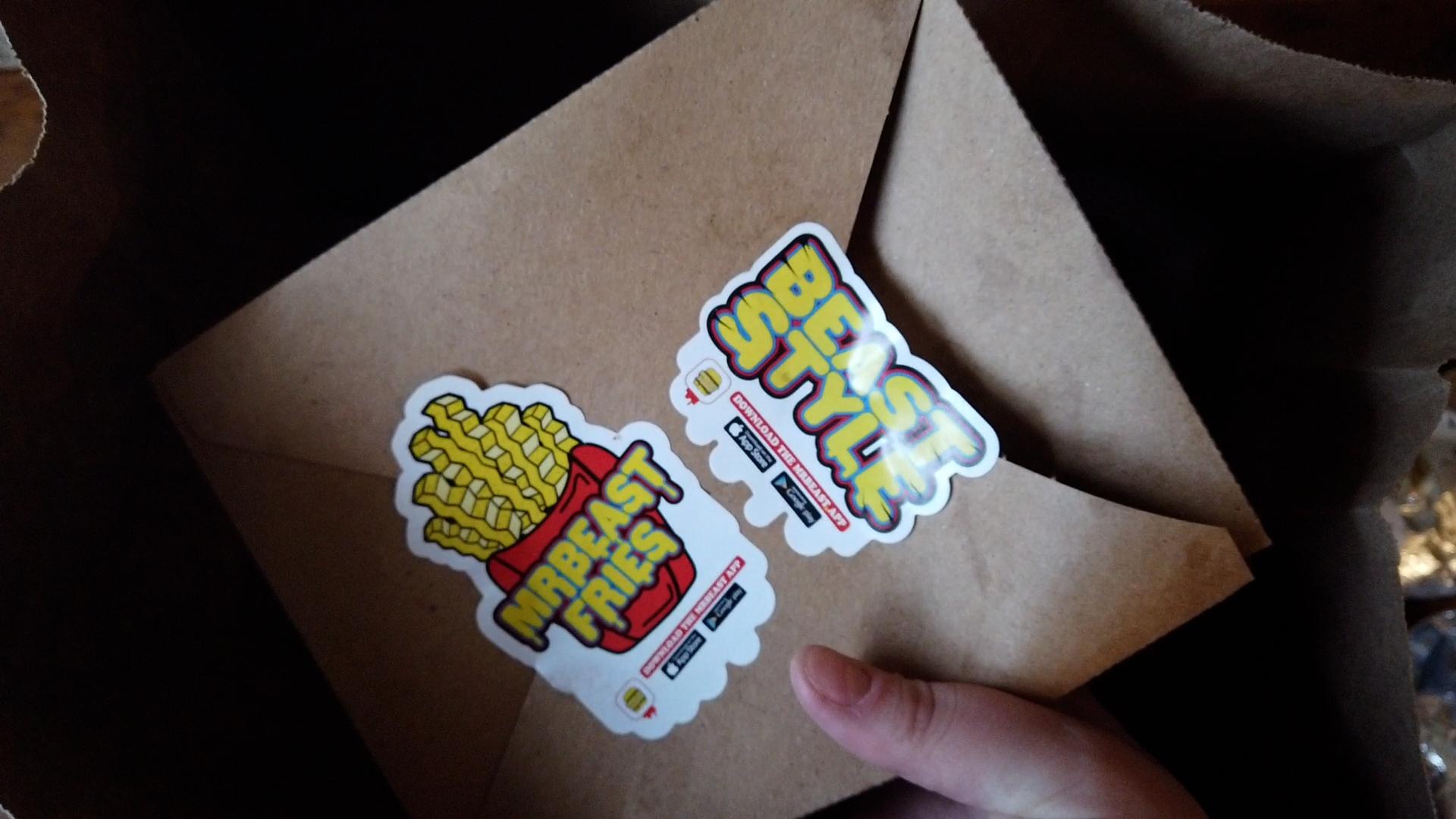 beast style fries