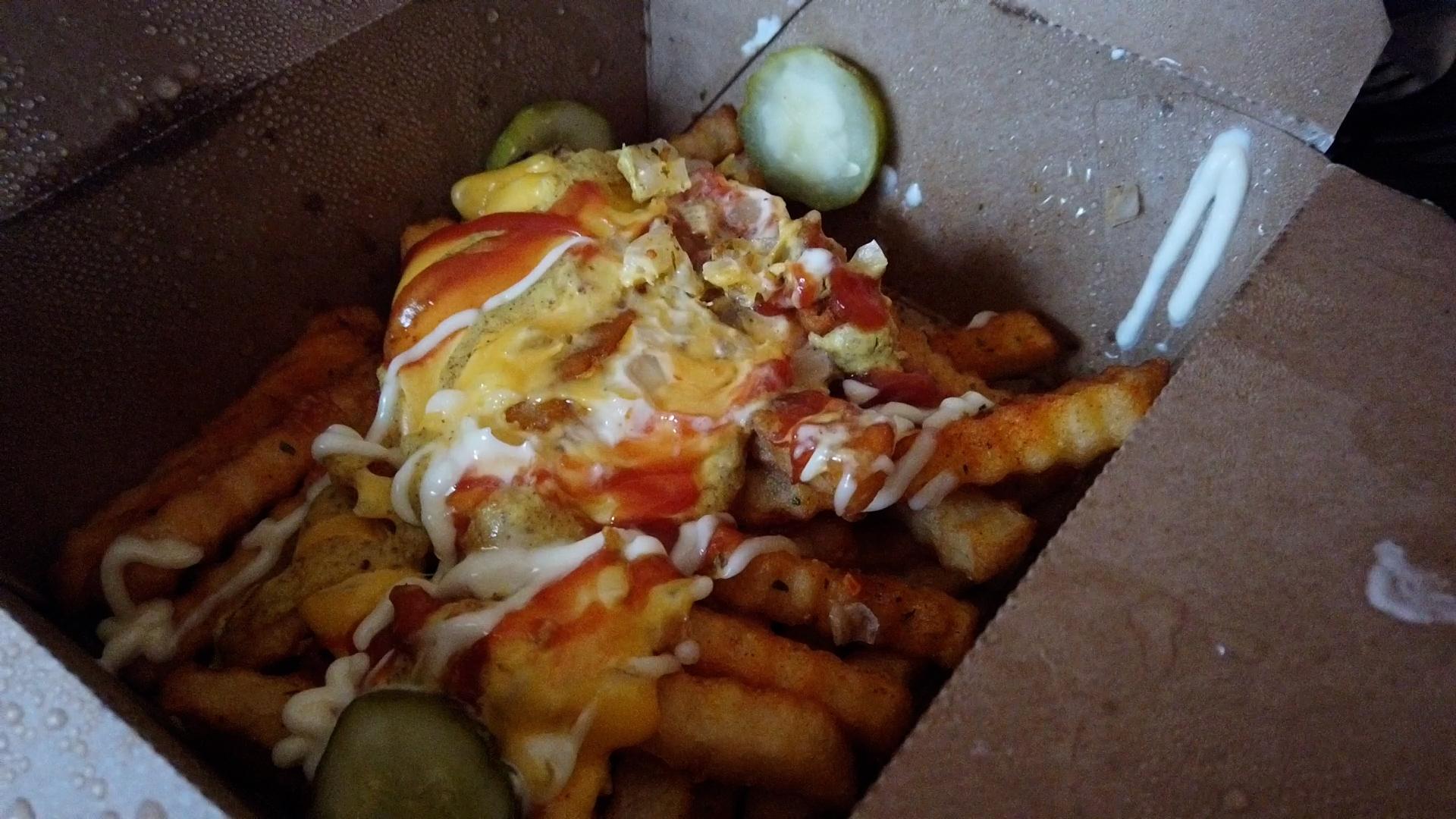beast style fries diy