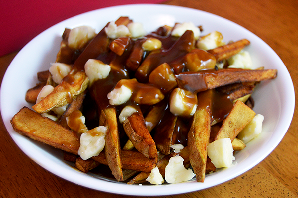 American Tries Poutine For First Time The Starving Chef Blog