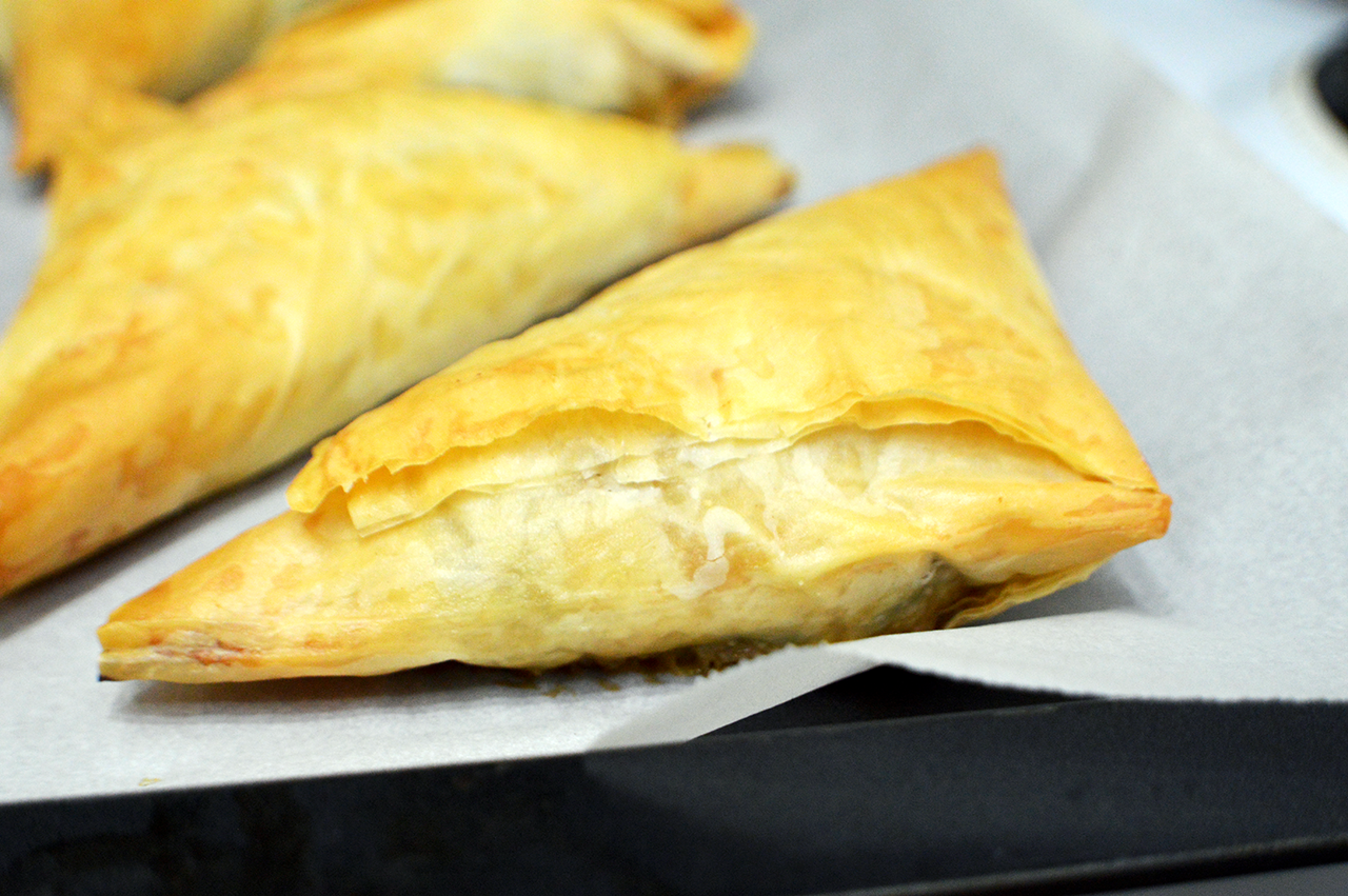 Spanakopita | Eat Greek | The Starving Chef Blog