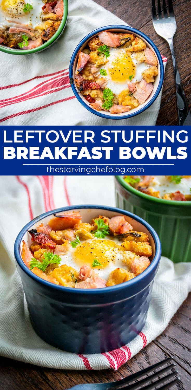 easy stuffing breakfast bowls