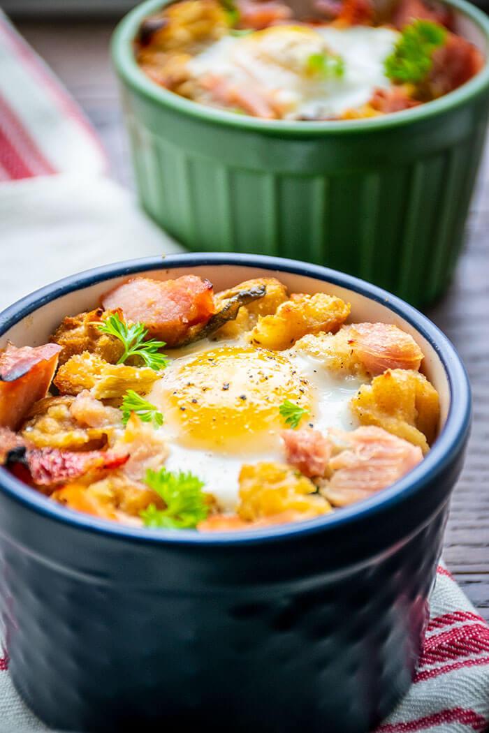 breakfast bowl stuffing