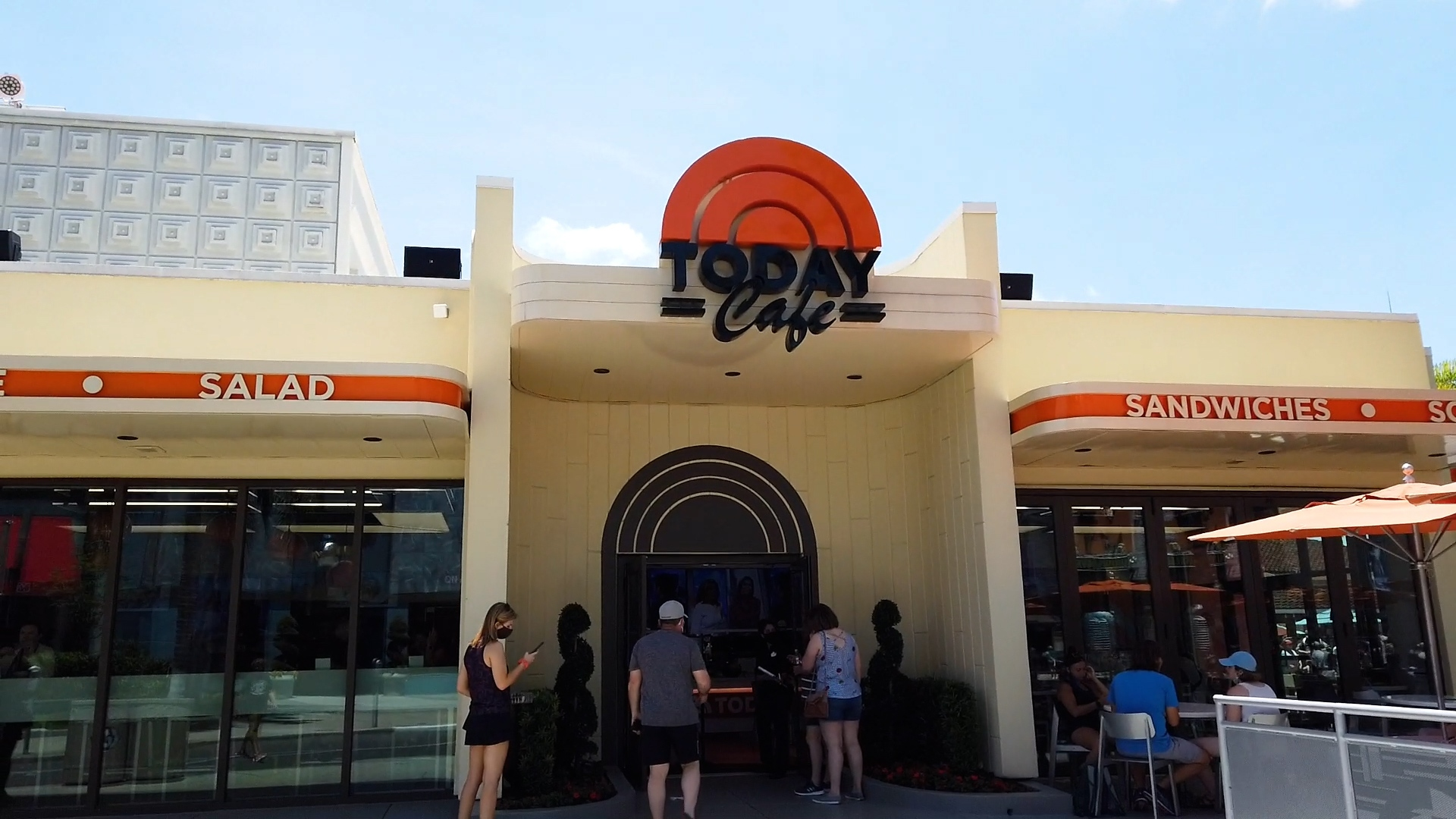 today cafe universal studios