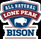Southwest Bison Pizza