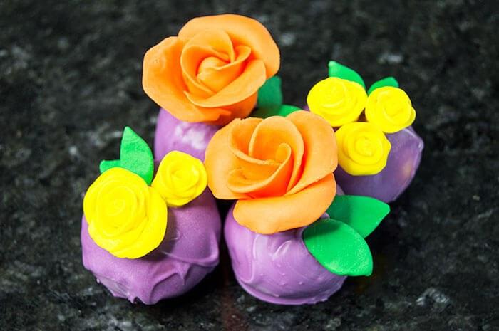 Valentine's Day Truffle Bouquet