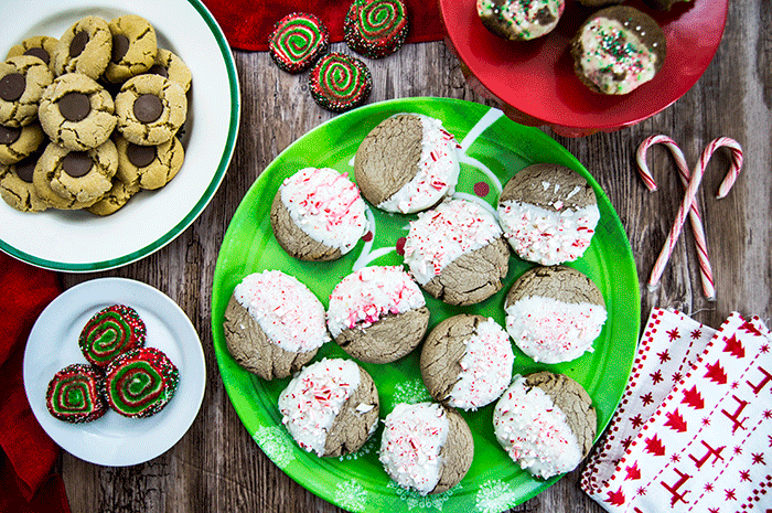 Last Minute Christmas Cookies for Santa Claus