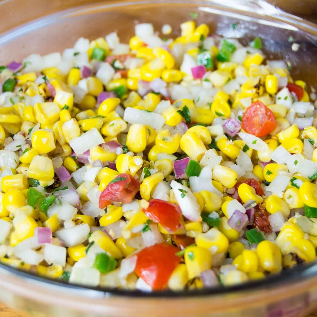 Southern Corn Salsa