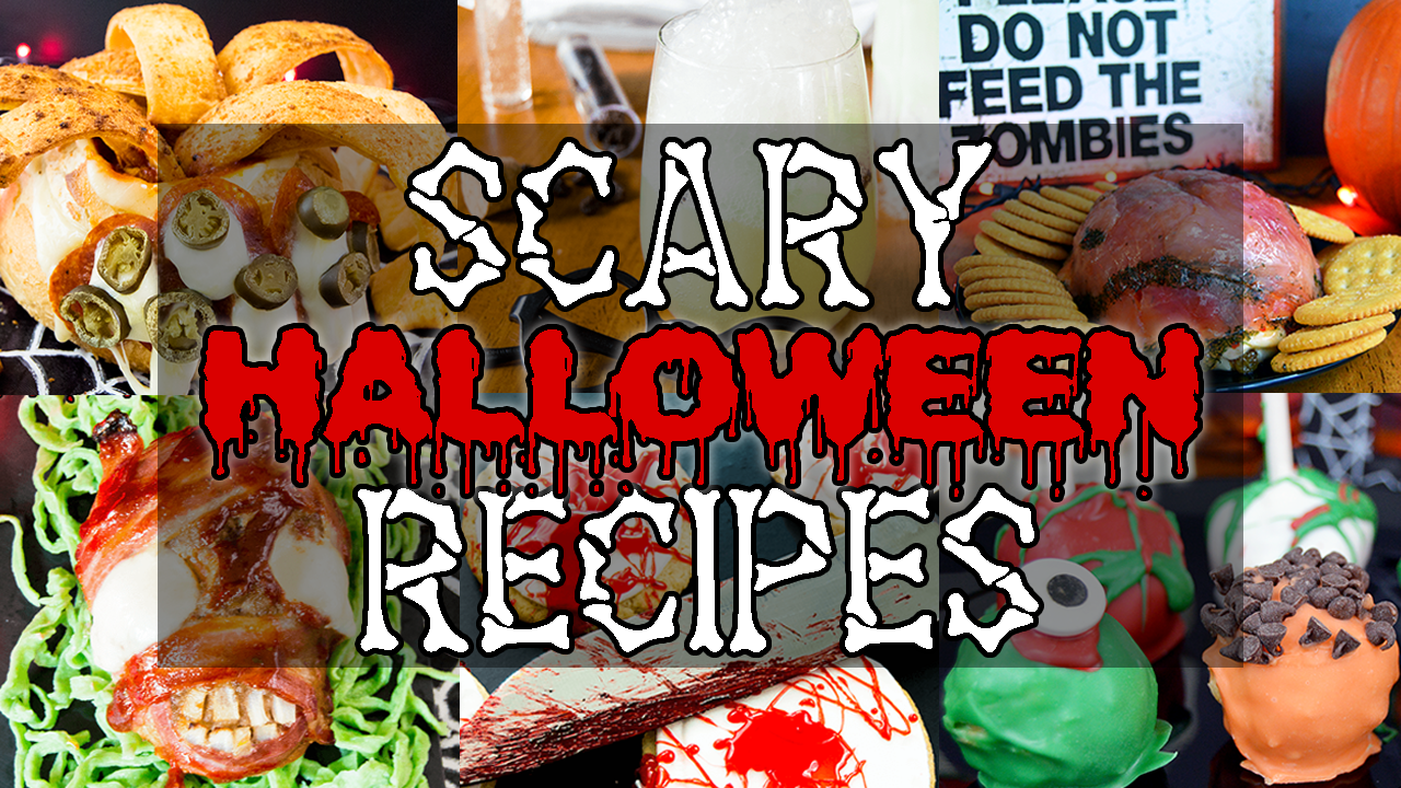 Scary Halloween Recipes