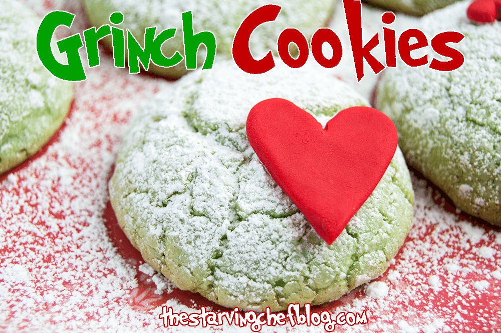 How the GRINCH Stole Christmas Cookies