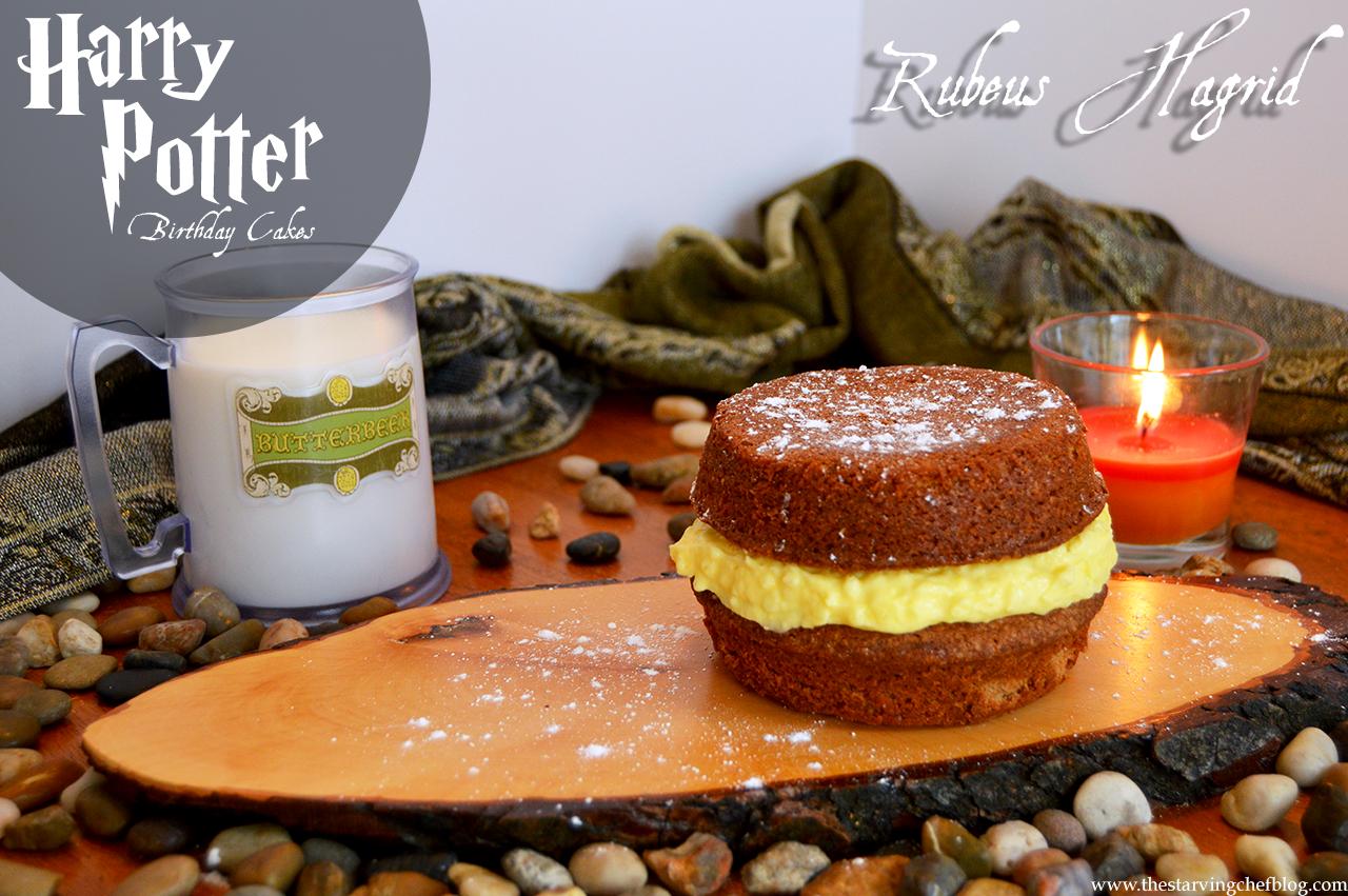Rubeus Hagrid   Rock Cakes   Harry Potter Recipes