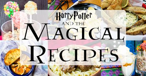 Harry Potter Magical Recipes