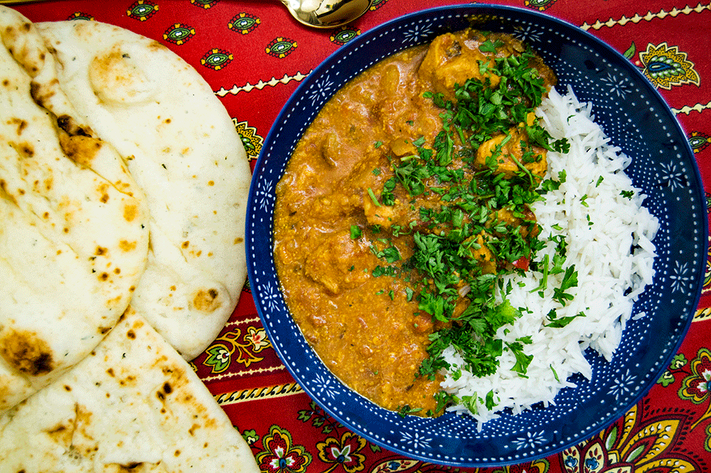 Spicy Chicken Korma | Instant Pot Recipes