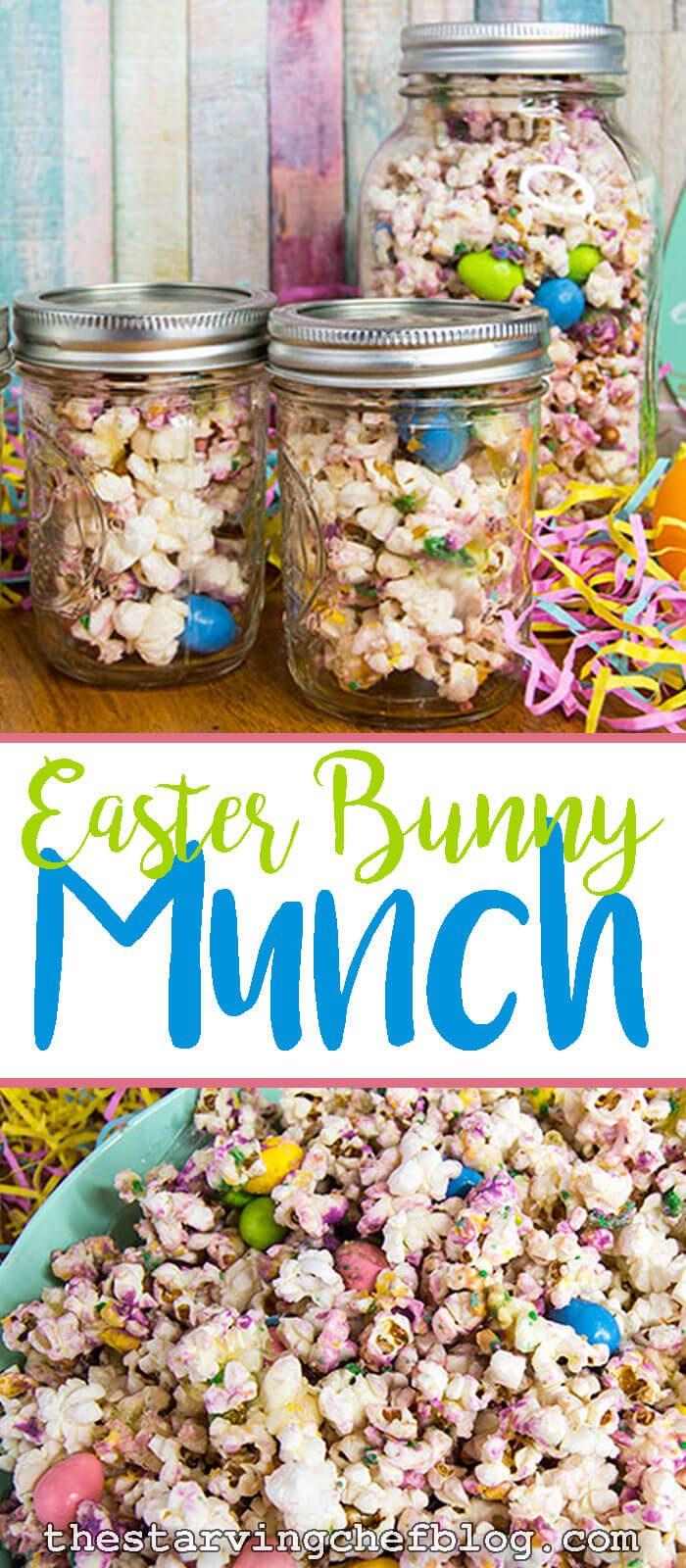 Easter Bunny Munch