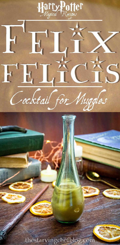 Felix Felicis   Harry Potter Magical Recipes