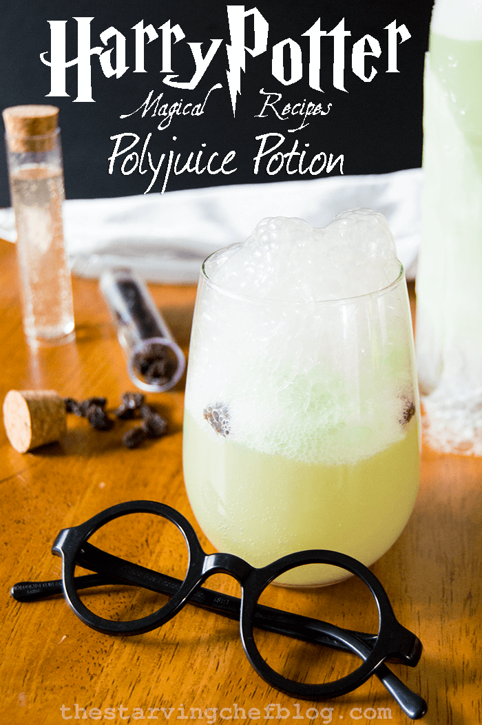Polyjuice Potion | Harry Potter Recipes