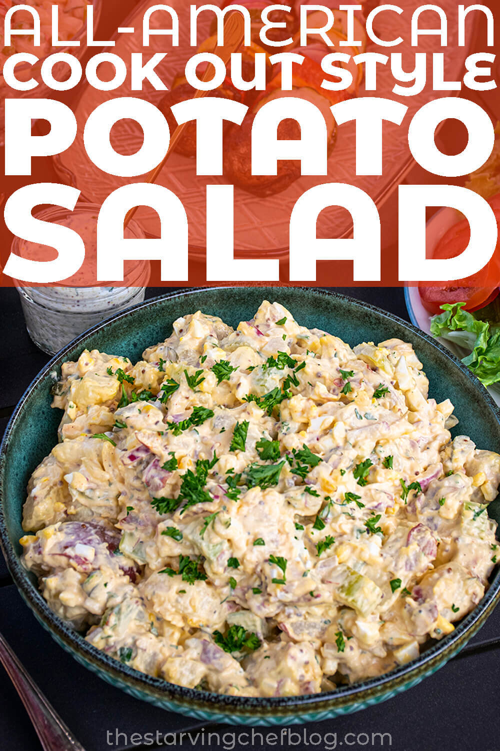 All-American 'Gourmet' Red Skin Potato Salad
