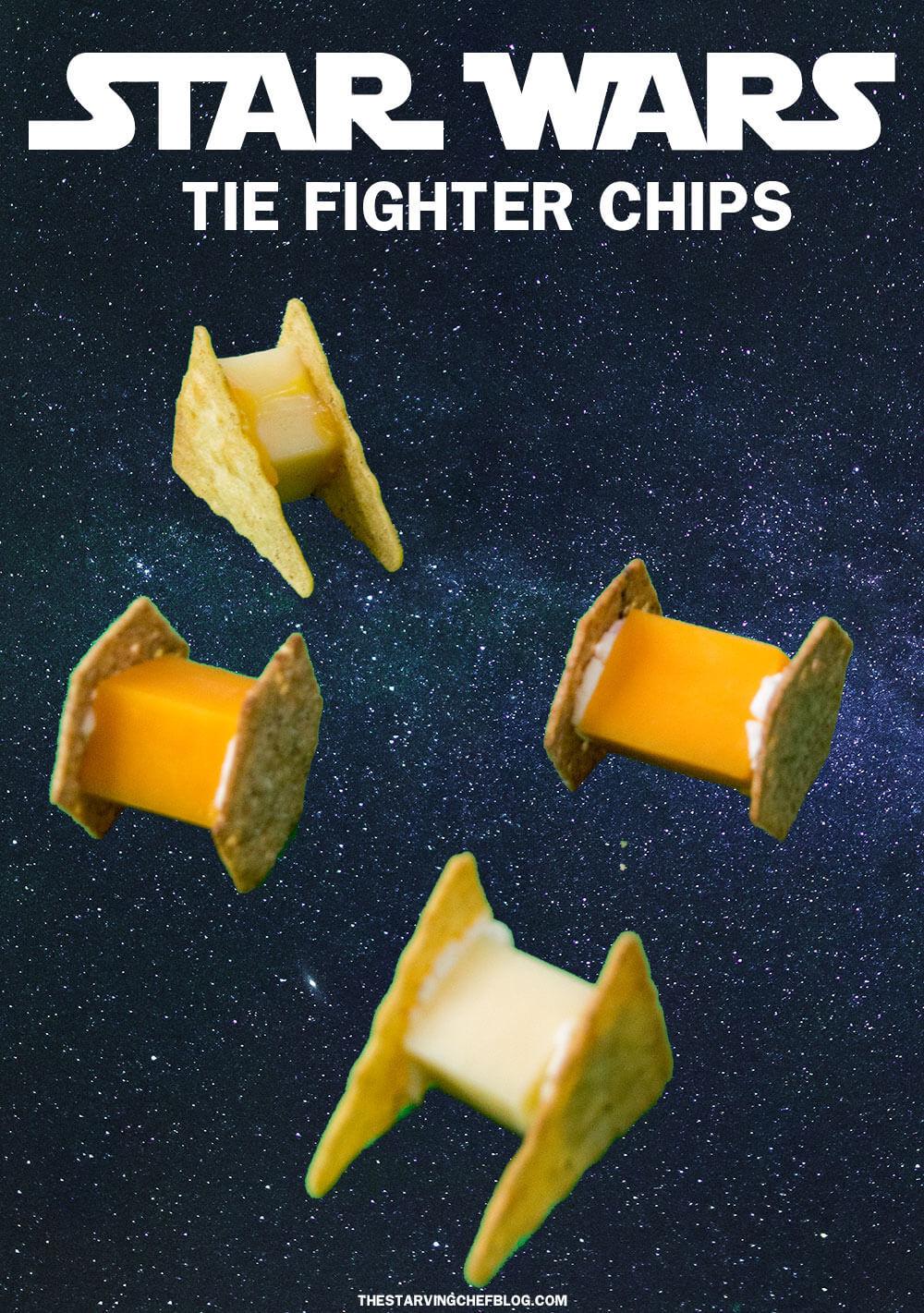 TIE Fighter Chips