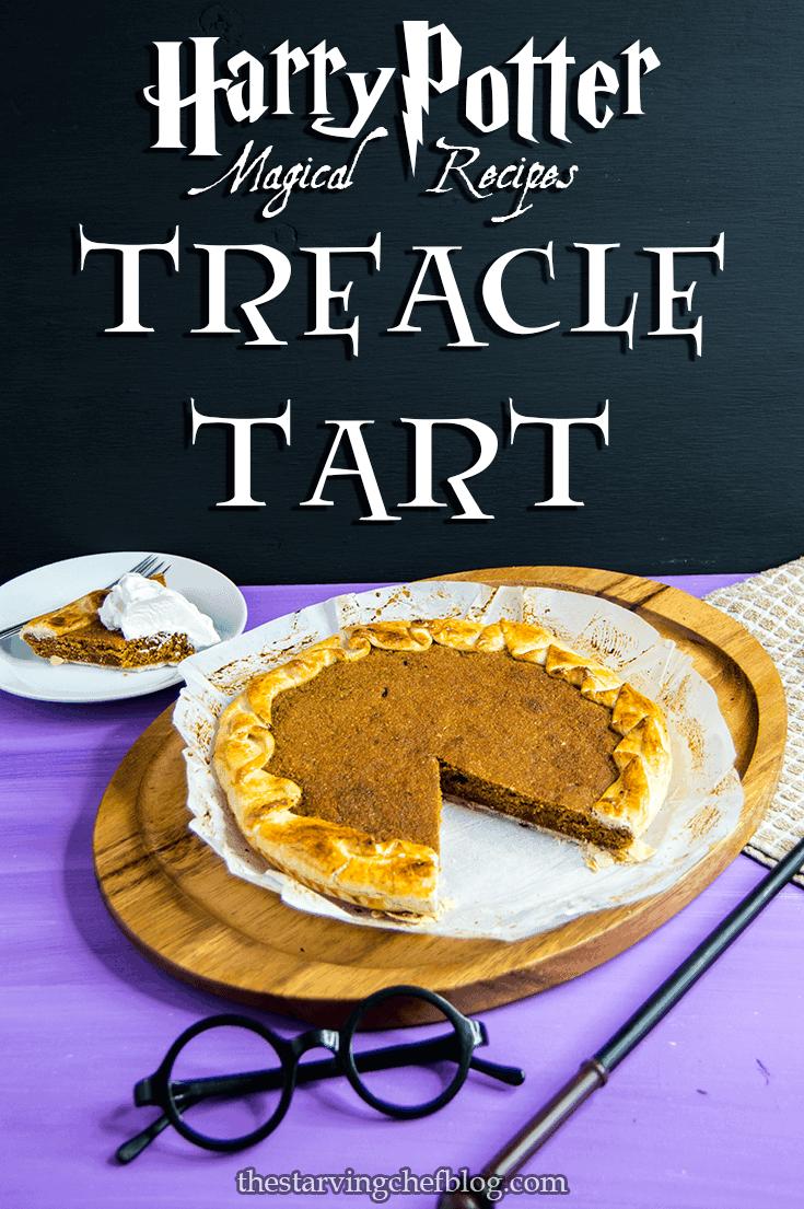 Treacle Tart | Harry Potter Recipes