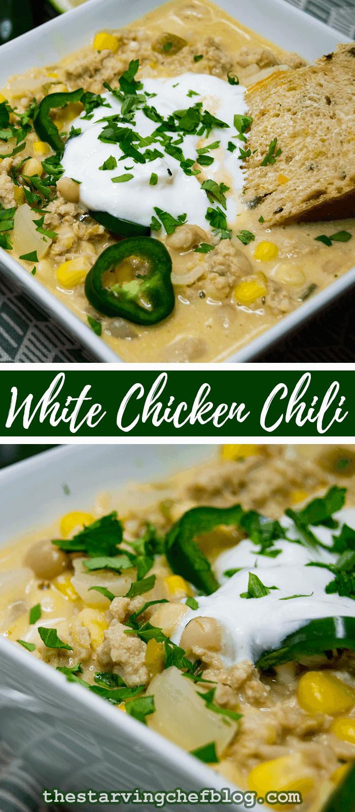 White Chicken Chili   30 Minute Meals